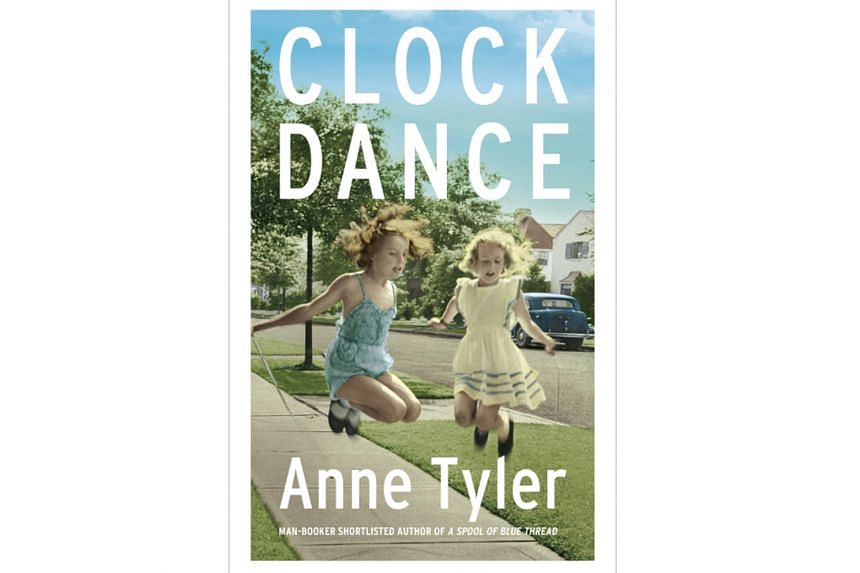 Anne Tyler has written more than 20 novels. Clock Dance (above) is her latest.