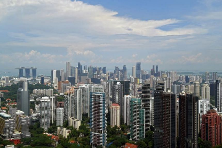 Singapore ranked fourth for growth expectations in Ernst & Young's survey of 2,766 middle-market executives across 21 countries, including 103 from Singapore.