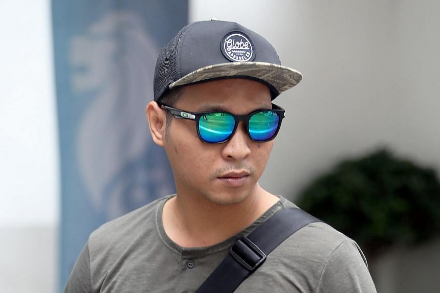 Staff Sergeant Adighazali Suhaimi, 32, was charged with intentionally obstructing the course of justice by deleting a video recording on his mobile phone of Cpl Kok being pushed into the pump well.