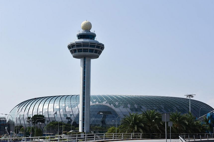 Changi Airport handled 32.1 million passengers between January and June this year, 5.5 per cent higher than the corresponding period in 2017.