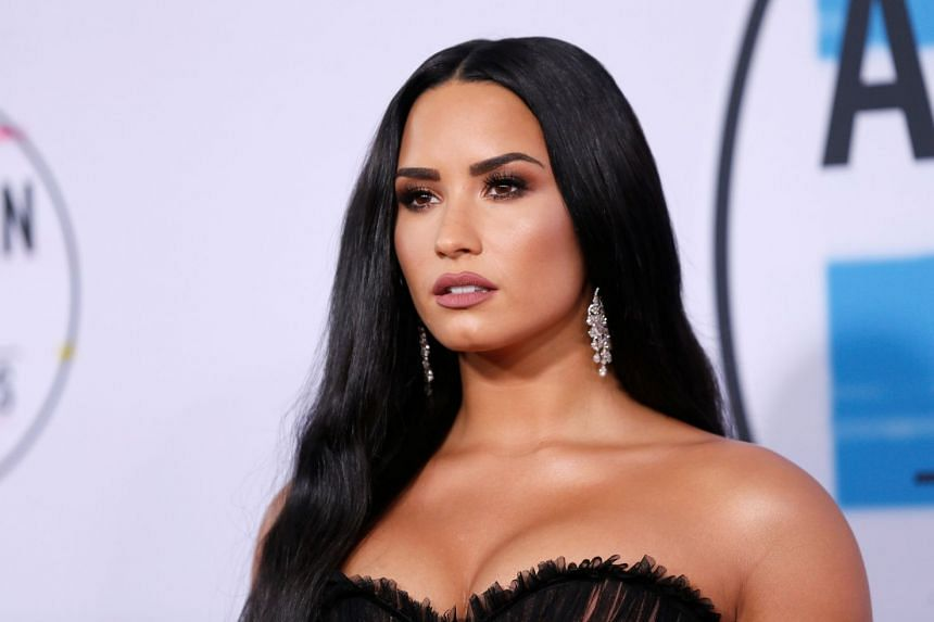 Pop singer Demi Lovato, 25, had celebrated six years of sobriety earlier in March 2018.