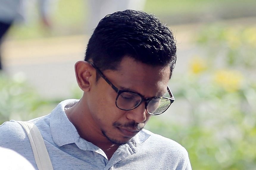 First Warrant Officer Mohamed Farid Mohamed Saleh, 34, was charged with abetting a rash act causing death. He had allegedly instigated Staff Sgt Nur Fatwa to push Cpl Kok into the pump well.