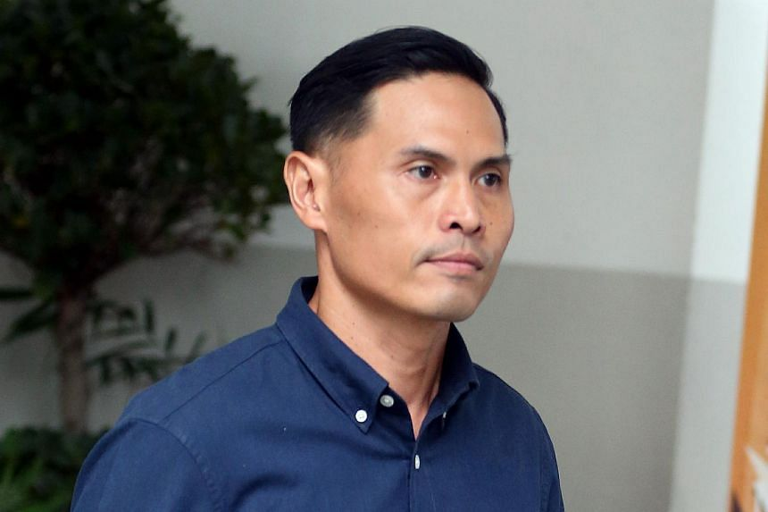 First Senior Warrant Officer Nazhan Mohamed Nazi, 40, was charged with abetting a rash act causing grievous hurt by illegal omission.