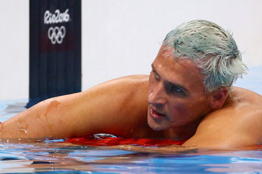 American swimmer Ryan Lochte claimed that he took the intravenous drip in May in order to boost his immune system.