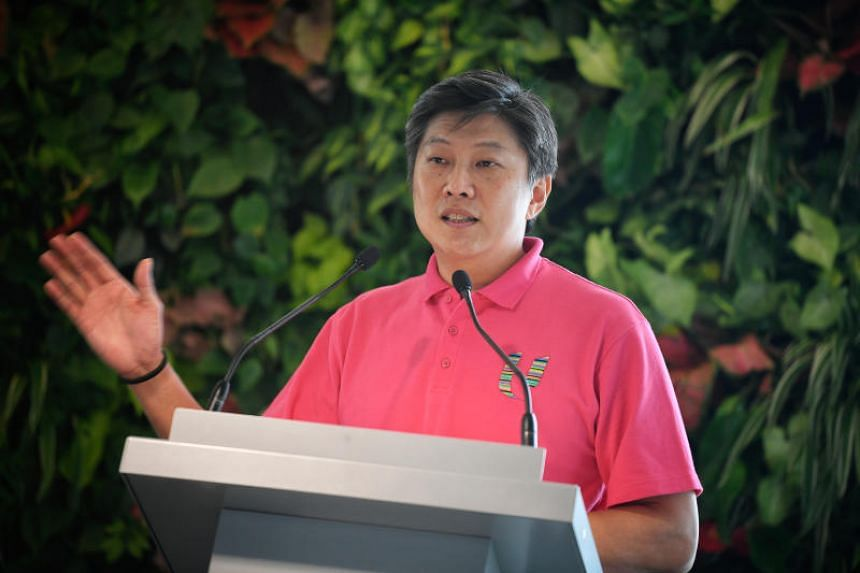"""(Older workers) have experience and are valuable assets. Employers should value and re-employ our older workers,"" said labour chief Ng Chee Meng."