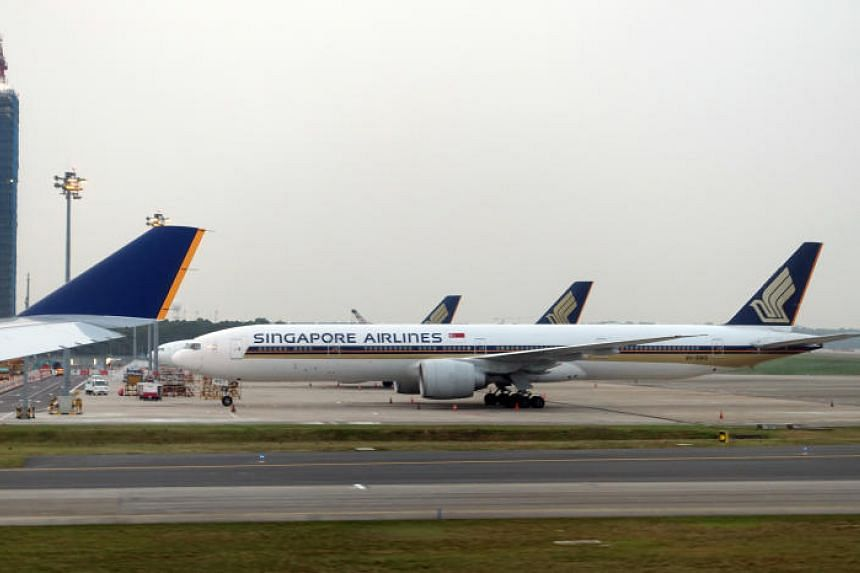 A Singapore Airlines spokesman confirmed that a passenger had died on flight SQ877 from Taipei to Singapore.