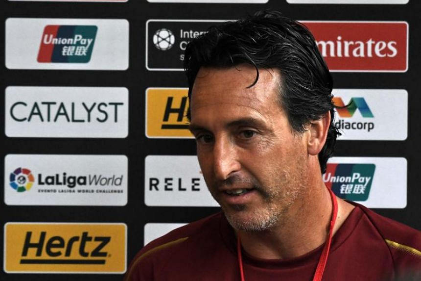 New Arsenal manager Unai Emery said he respects Mesut Ozil's decision to retire from international football.