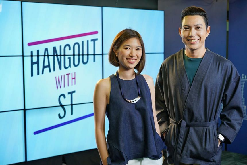 Join Alyssa Woo and Hairianto Diman as they talk about the hottest topics this week. Clothes by IN GOOD COMPANY. Make-up by Urban Decay.