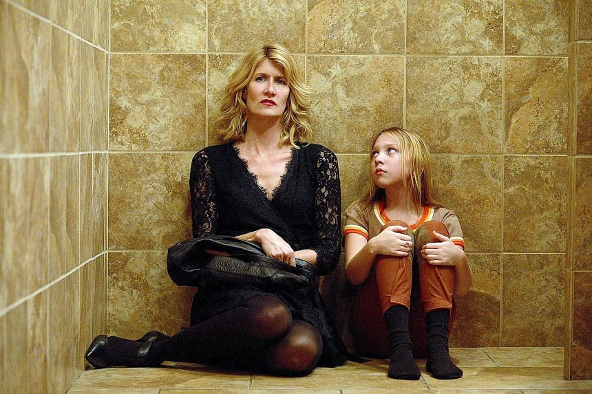 Laura Dern plays Jennifer Fox and Isabelle Nelisse is Fox as a 13-year-old in The Tale.