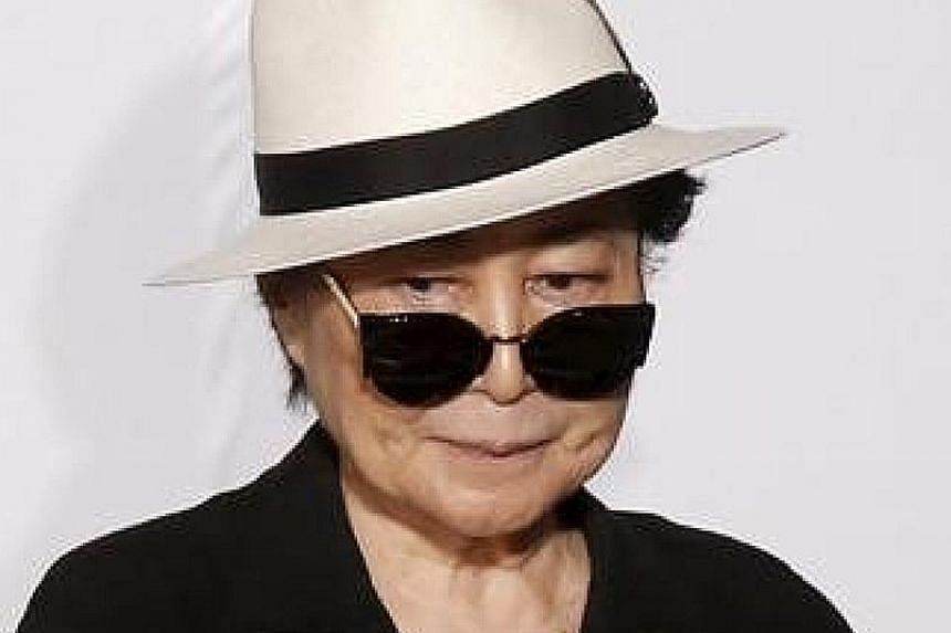 Japan-born New Yorker Yoko Ono's Warzone, out on Oct 19, will revisit songs penned by her since 1970.