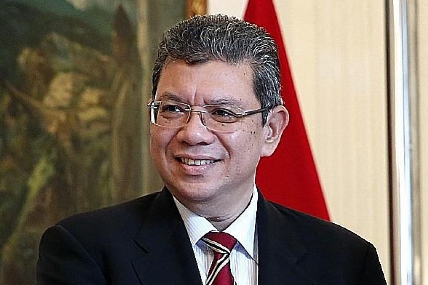 Mr Saifuddin Abdullah says Malaysia will not compromise on matters which can jeopardise the country's sovereignty.
