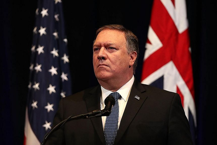 Mr Mike Pompeo will testify about the ties between the US and Russia, among other things.