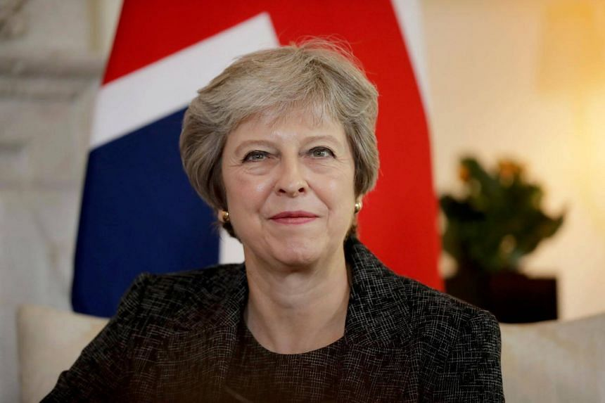 British Prime Minister Theresa May has said the public should be reassured by government plans to stockpile medicines and blood products ahead of a possible no-deal Brexit.