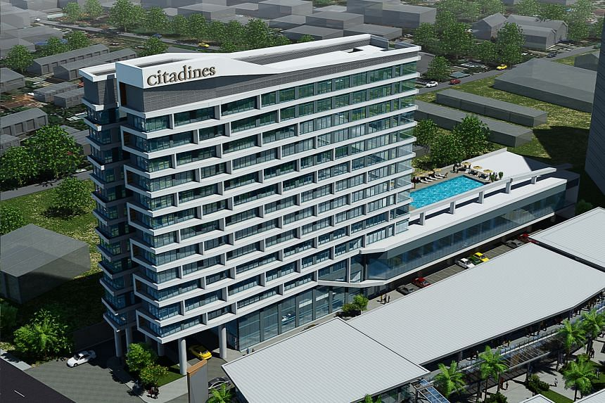 The 200-unit Citadines Bacolod City is slated to opem in 2021 in the tourism and food hub of Bacolod City.