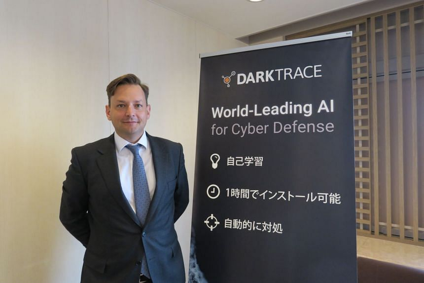 Former British MI5 intelligence officer Dave Palmer, 39, who is now director of technology at cyber security firm Darktrace, has praised Singapore's response to the recent cyberattack that affected 1.5 million SingHealth patients.