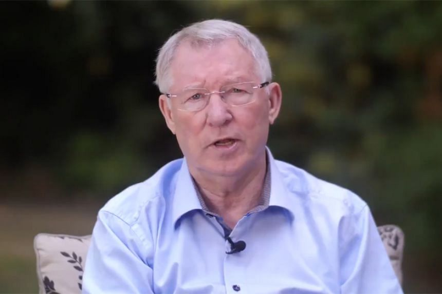 In a video, Sir Alex Ferguson thanked the medical staff who had attended to him and also expressed his gratitude for all the support and well-wishes he had received.