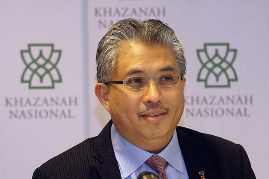 Khazanah Nasional managing director Azman Mokhtar (above) and eight other members of the Malaysian sovereign wealth fund's board have submitted their resignations to the government.