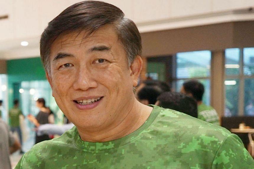 LIM TECK YIN, SportSG chief executive