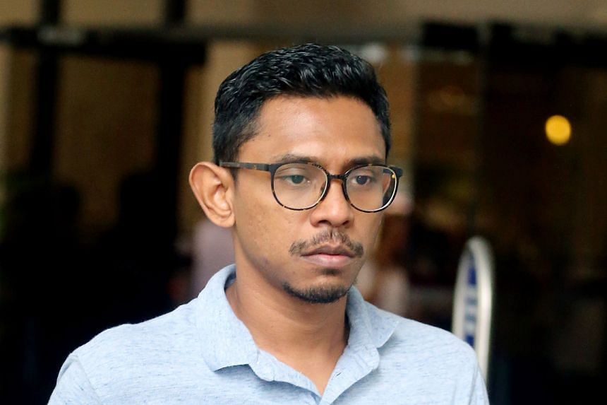 Mohamed Farid Mohamed Saleh, 34, a first warrant officer.