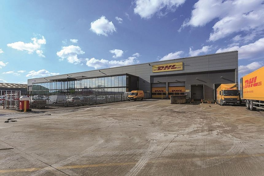 Stoke Park Tower Industrial Estate in Eastleigh is one of the United Kingdom properties in Ascendas Reit's target portfolio.