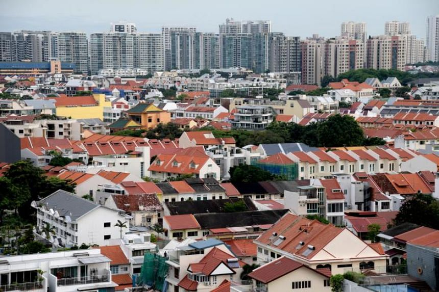 For the second quarter, landed properties led the price rise by increasing by 4.1 per cent, compared with the 1.9 per cent increase in the previous quarter.