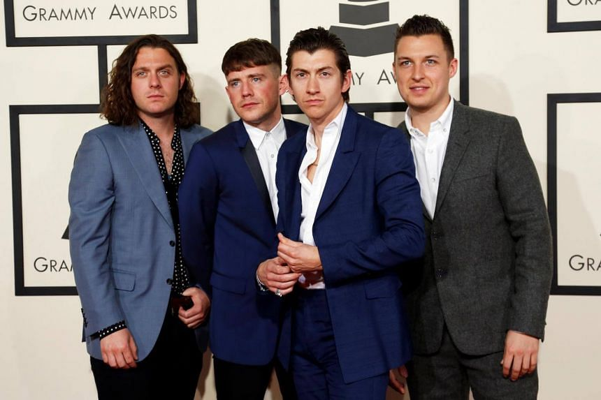 Arctic Monkeys received their fourth-ever nomination for the prize after the Sheffield band's latest album became its sixth consecutive British number one record in May.