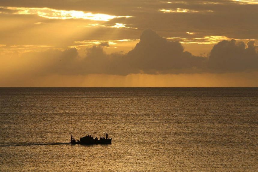 """The impact of human activity like shipping, pollution and overfishing have reduced areas of """"wilderness"""" to just 13 per cent of the world's oceans."""
