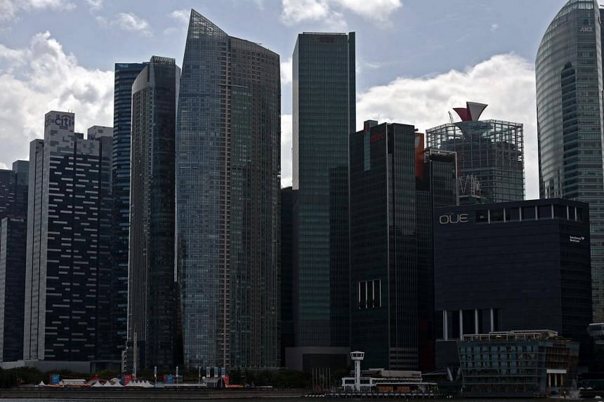 Office space in the central region rose 1.6 per cent in the second quarter of this year over the previous three months, which was a smaller gain than the 2.6 per cent climb in the previous quarter.