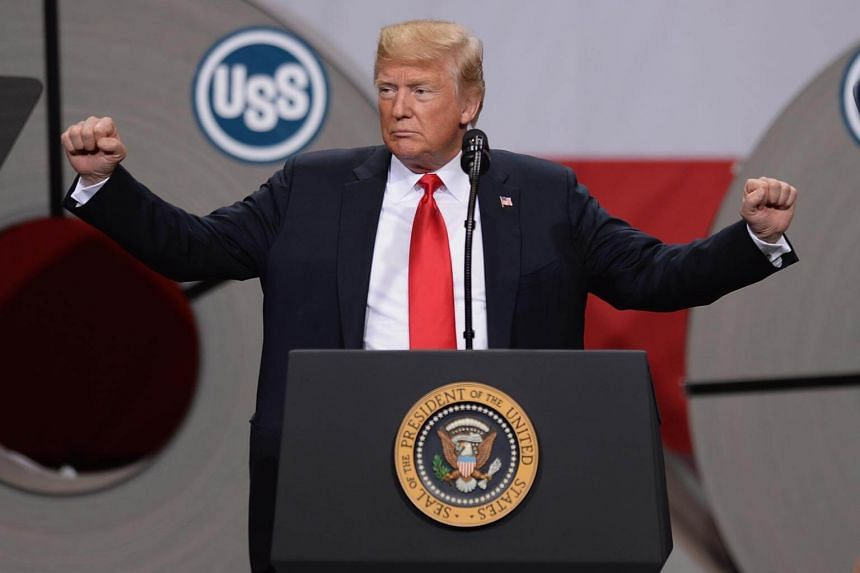 The White House painted the agreement as a vindication of the US President Donald Trump's bare-knuckle tactics, which he has deployed even against allies.