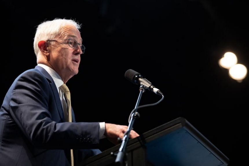 Polls show Australian Prime Minister Malcolm Turnbull's Liberal-National coalition has a chance to win as many as two of the five electorates up for grabs.