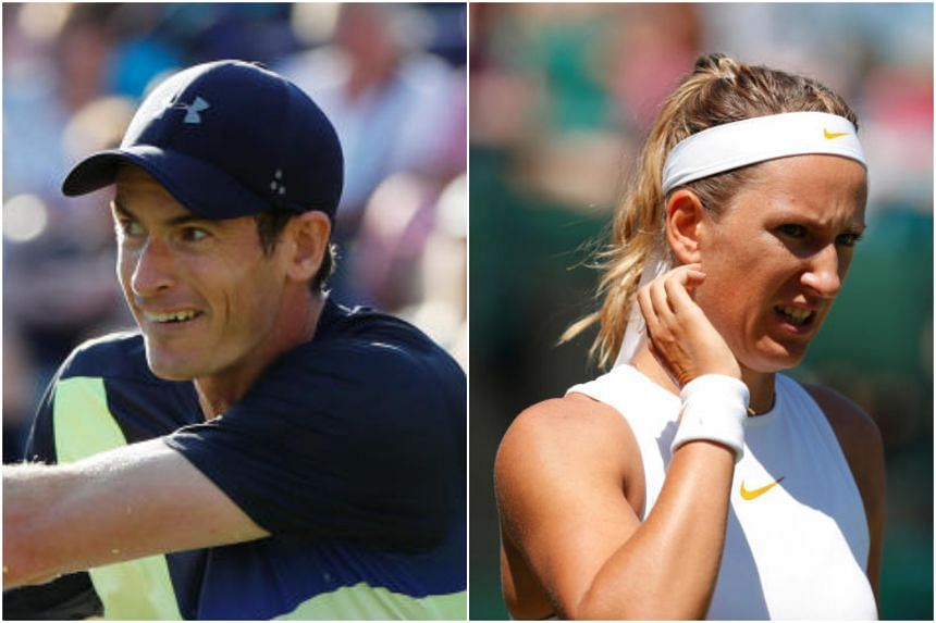 Andy Murray and Victoria Azarenka's resumes speak for themselves, said tournament director Andre Silva.