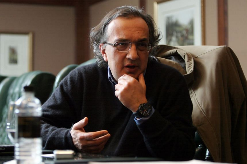 Sergio Marchionne died after suffering complications from shoulder surgery.