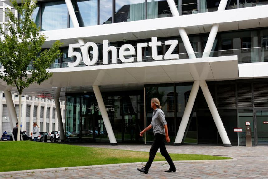 China has previously tried to take a minority stake in 50Hertz, but was blocked when majority shareholder Elia snapped up the stake and expanded its holdings to 80 per cent.