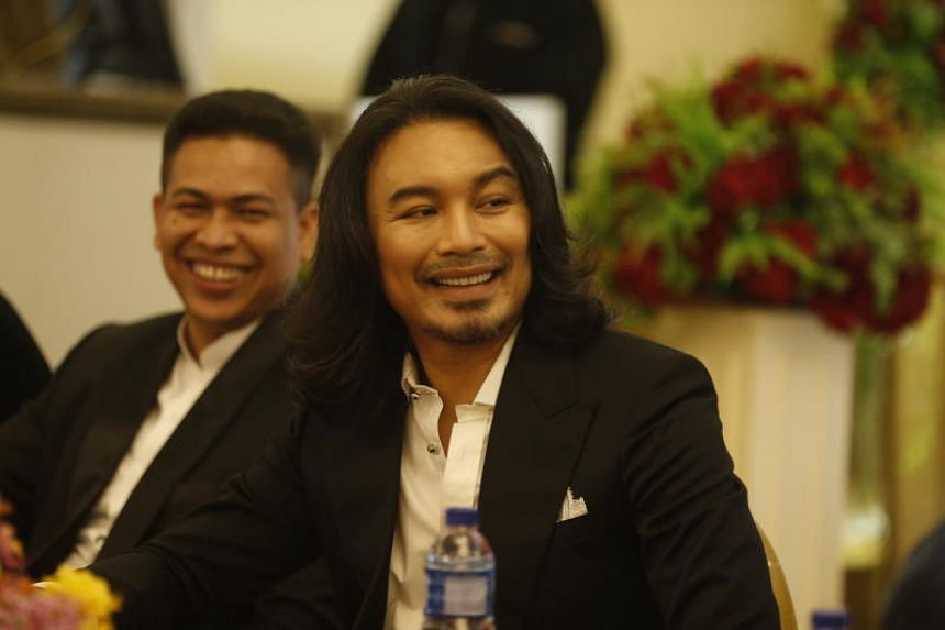 Anuar Zain is known for pop and R&B ballads and has been singing for over three decades.