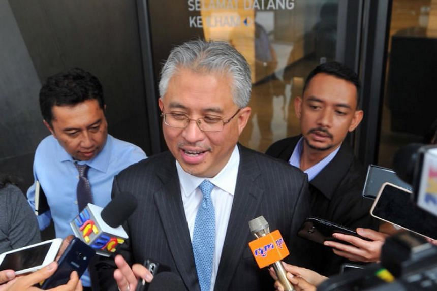 Khazanah's managing director Azman Mokhtar and eight other members of its board have submitted their resignations to the government.