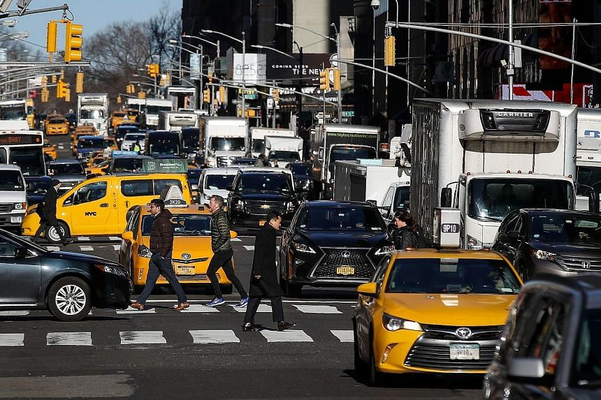With increased traffic congestion, cities run the risk of becoming a more hostile environment for pedestrians and cyclists and less livable.
