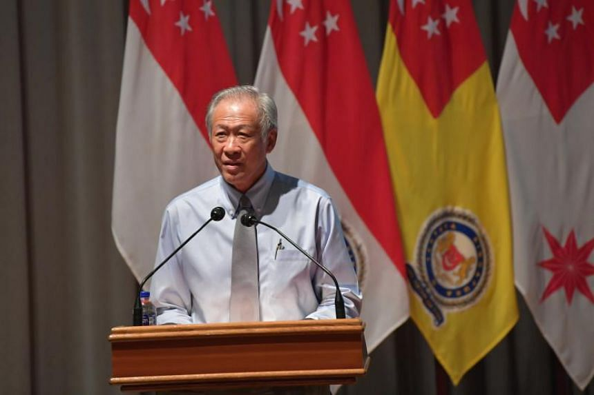 Multinational coalition efforts have resulted in the Islamic State in Iraq and Syria (Isis) losing most of its territory, said Defence Minister Ng Eng Hen at the Overseas Service Medal presentation ceremony on July 28, 2018.