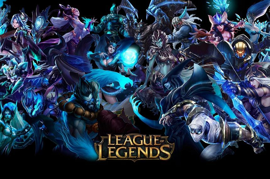 The massively popular and addictive multiplayer battle arena video game, League Of Legends, encourages competitive gaming amongst players.