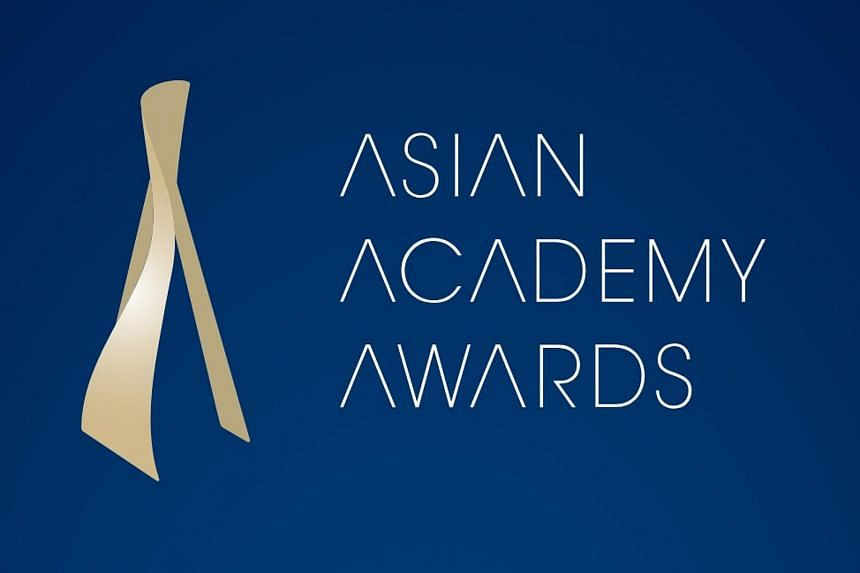 The logo for the newly launched Asian Academy Awards, which will recognise quality broadcasts and other forms of media content from Singapore, Australia, China and South Korea.