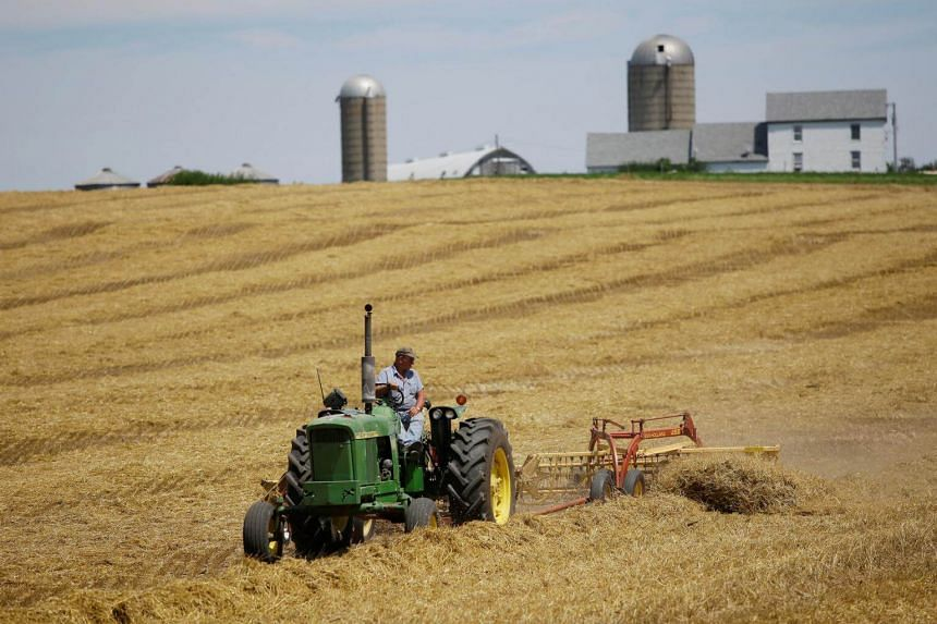The Agriculture Department aims to help farm producers hurt by retaliation by major trading partners against US tariffs on steel, aluminium and tens of billions of dollars in Chinese products.