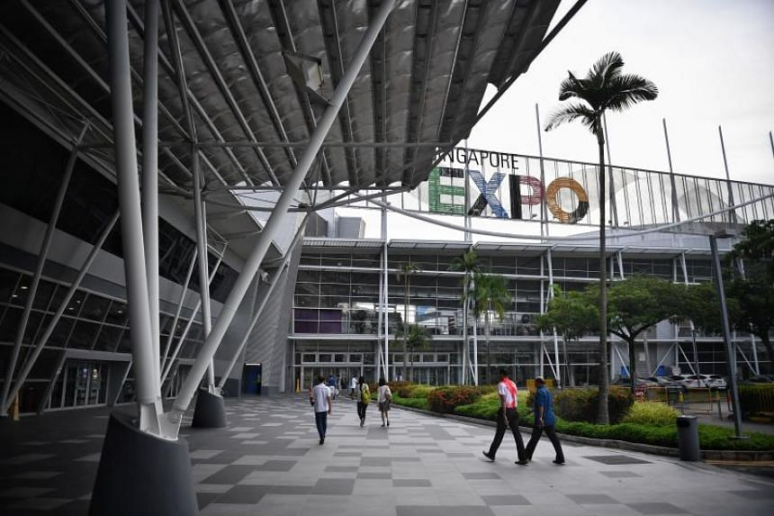 The Asean Foreign Ministers' Meeting and related meetings will be held at the Singapore Expo convention and exhibition centre.