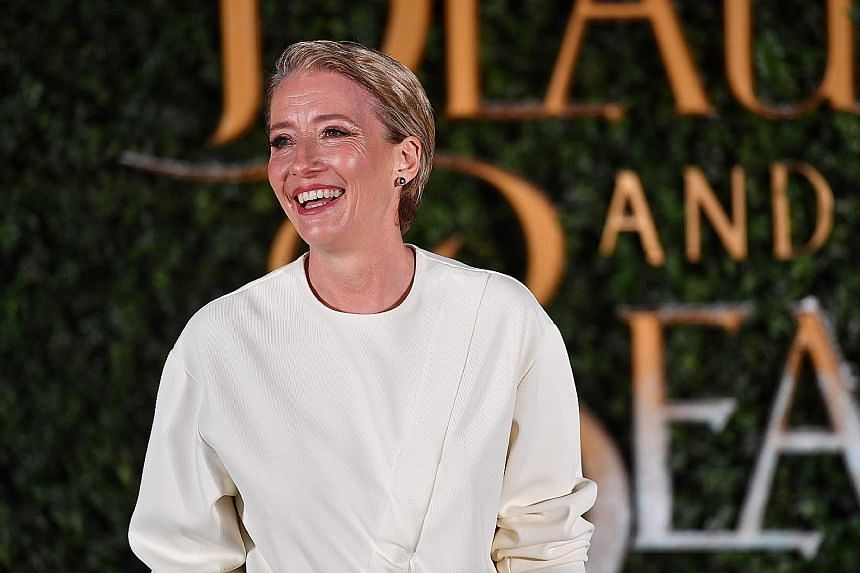Oscar winner Emma Thompson's film performances include star roles in Sense And Sensibility (1995) and Love Actually (2003).