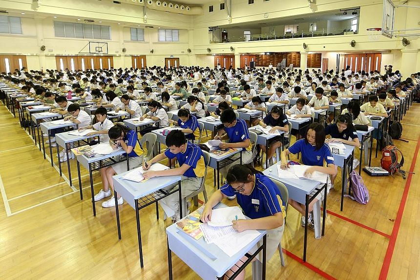 By self-tracking their confidence levels when tackling questions in an examination, students could better identify which answers to revise and which were better left alone, says the writer.