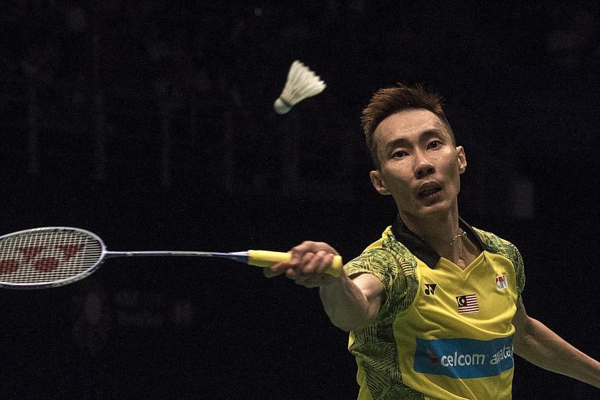 World No. 2 Lee Chong Wei will skip the World Championships and Asian Games.