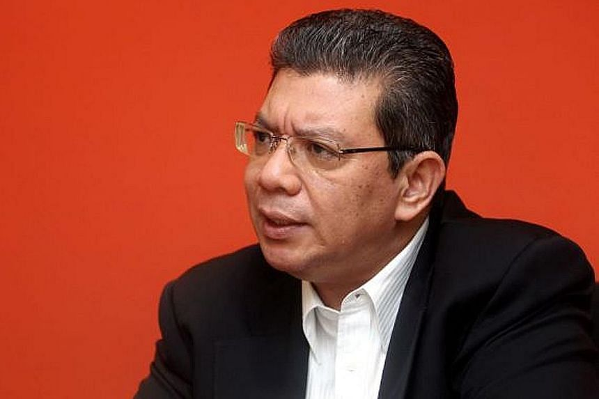 Malaysia's newly-minted Foreign Minister Saifuddin Abdullah believes that with Umno out of government, the country has a chance to become moderate again.