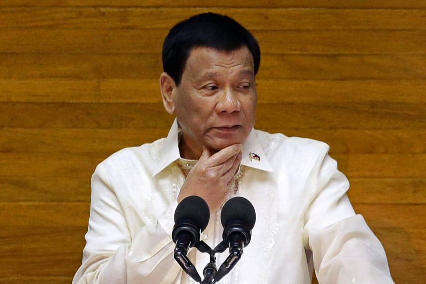 President Rodrigo Duterte has been critical of the Philippines' alliance with the United States and is eager to develop closer trade and political ties with China.