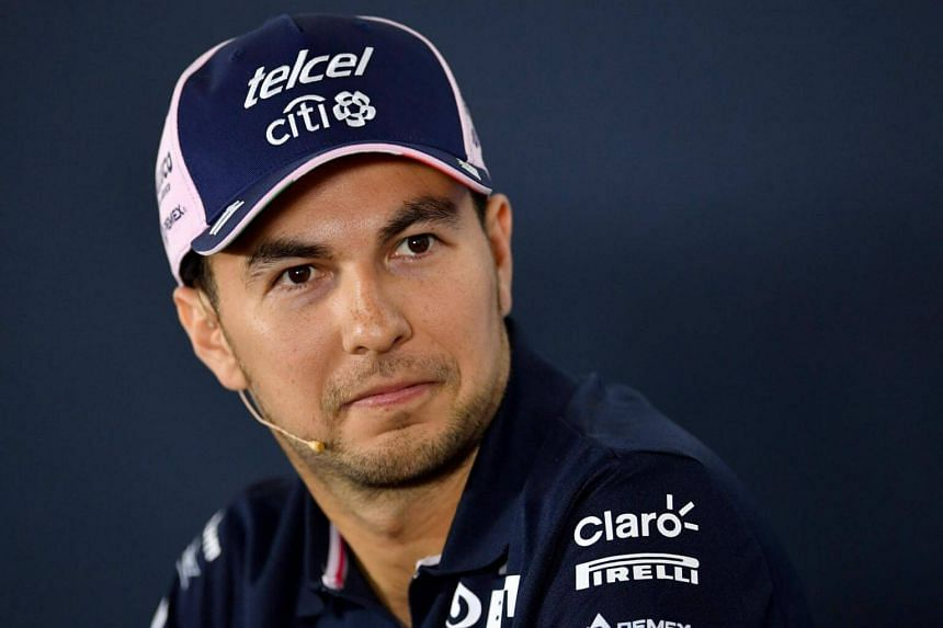 Mexican Formula One driver Sergio Perez's claim for money owed - some €4 million, mostly from last season - was supported by engine provider Mercedes and team sponsor BWT.