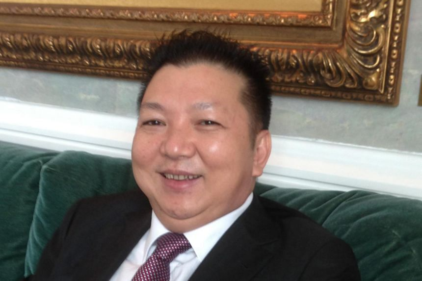 China Environment in 2016 took legal action against its former executive chairman Huang Min (above), alleging either or both of a breach of fiduciary duties and fraud.