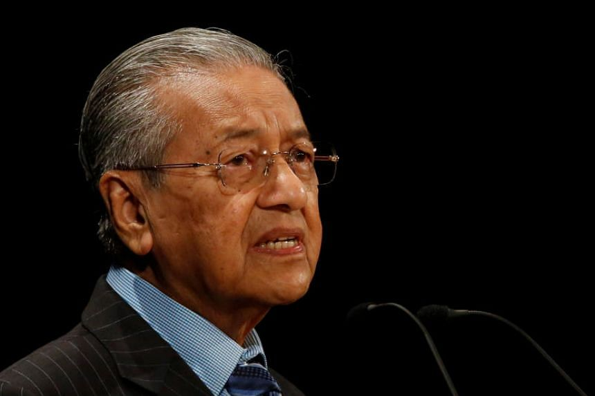 Malaysian Prime Minister Mahathir Mohamad (above) and Datuk Seri Azmin Ali are among the five new appointments to sovereign fund Khazanah Nasional.
