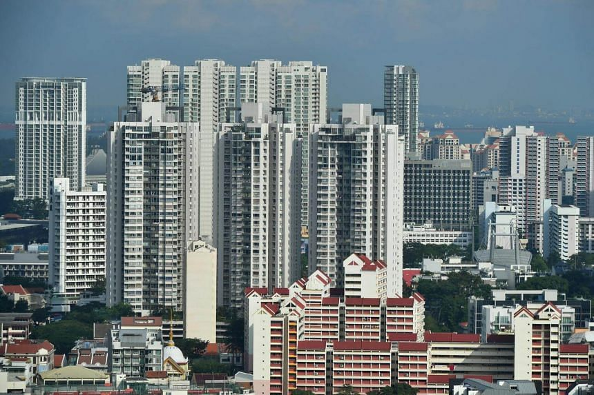 Prices of non-landed private homes hiked at a slower pace in June, appreciating 0.7 per cent month-on-month. Prices rose up slightly from the preliminary estimate in May.
